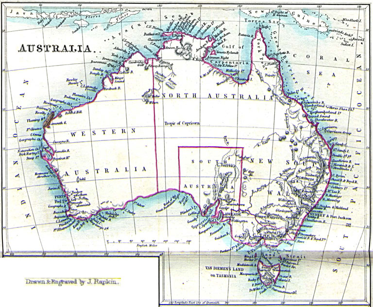 Map Of Australia From Space.Maps And Space Photographs Of Australia And The Melbourne Area