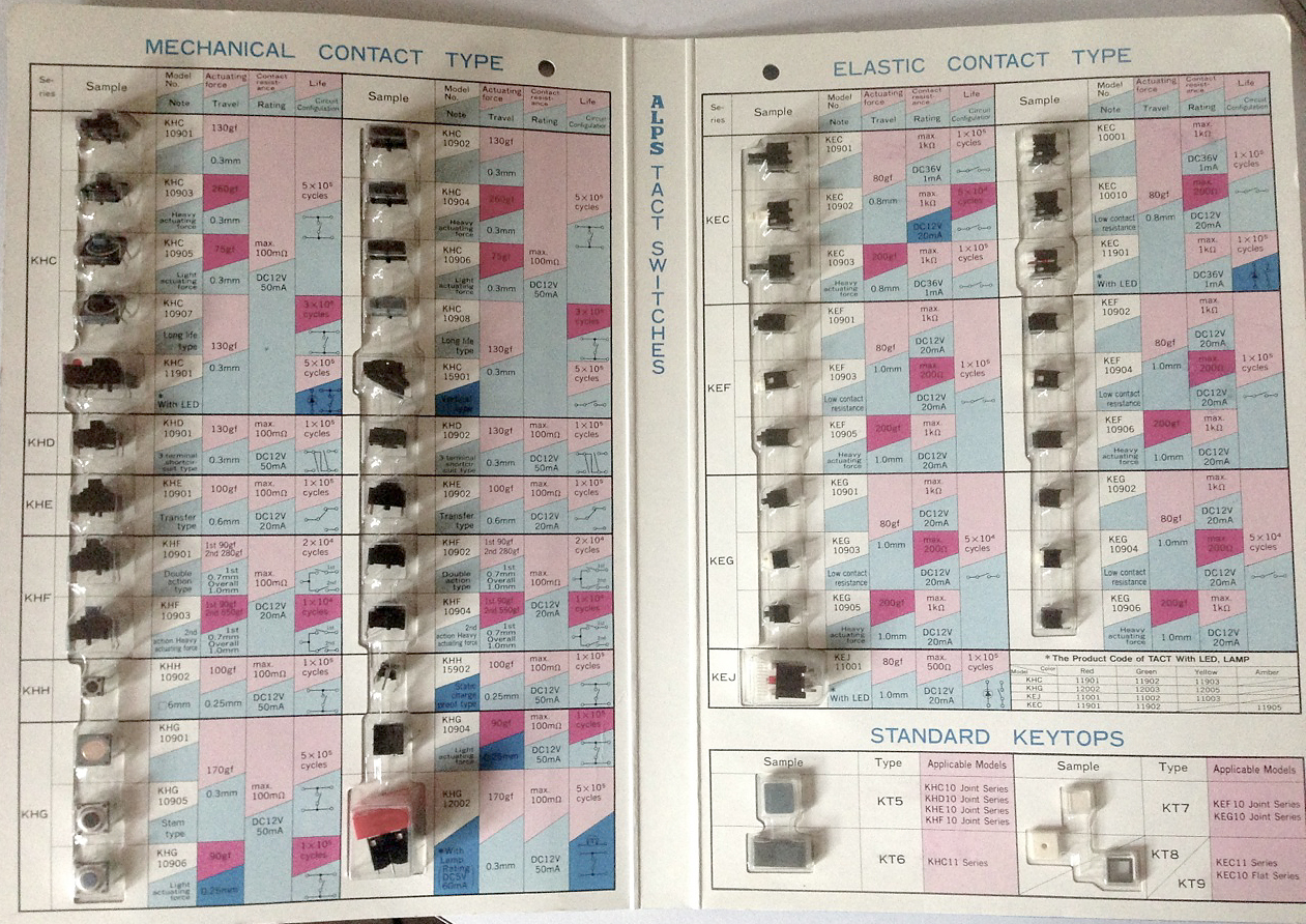 Replacing Or Repairing Tr 808 Switches And Pots Fiber One Sided Copper Clad Laminate Pcb Circuit Board 30x20cm Ebay Assuming These Are The Same As What Is Used In Jp 8 Etc Switch A 130 Grams Force Khc 10902 Which Must Be Older Name For I
